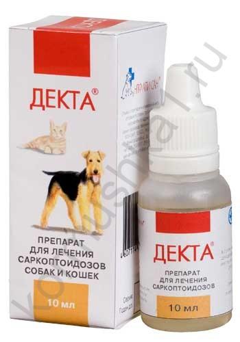 Чем собаку лечить от чесотки в домашних