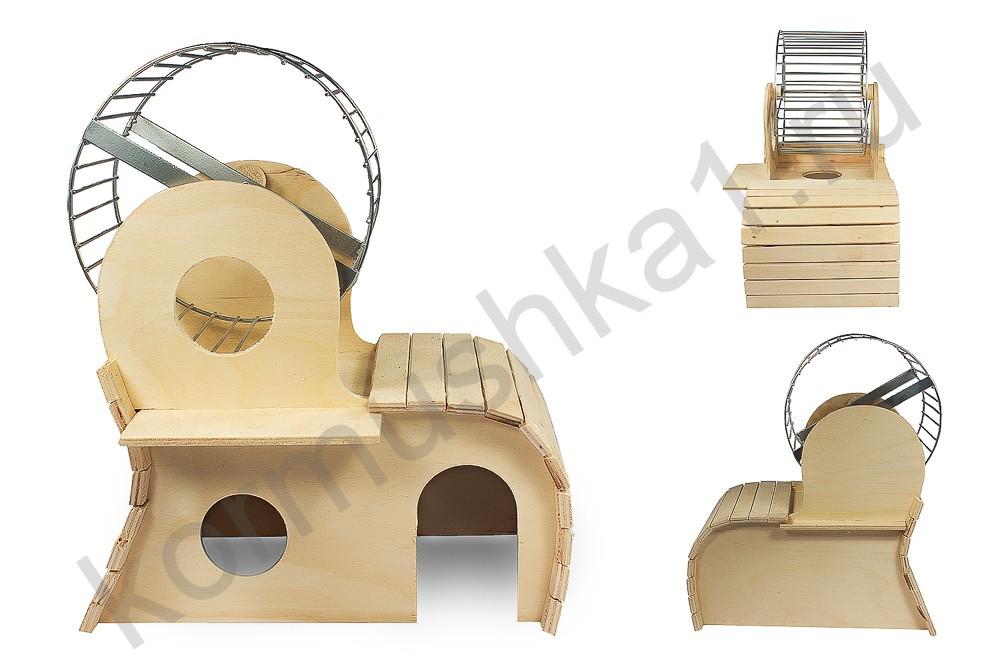 Домики для грызунов сделанные